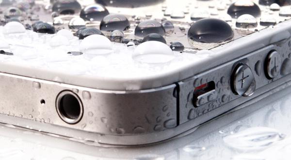 sıvı temas lı iphone