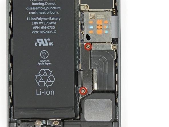 iphone 5s ekran değişimi