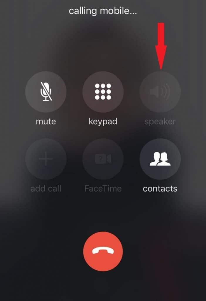 iphone 7 ses gelmiyor